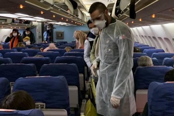 medidas preventivas aviones