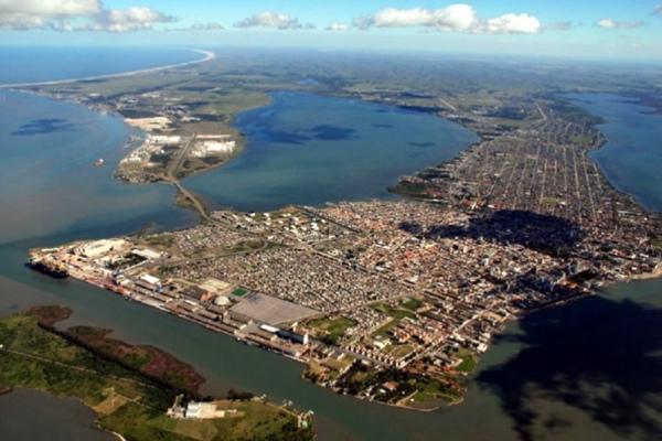 puertos Rio Grande do Sul