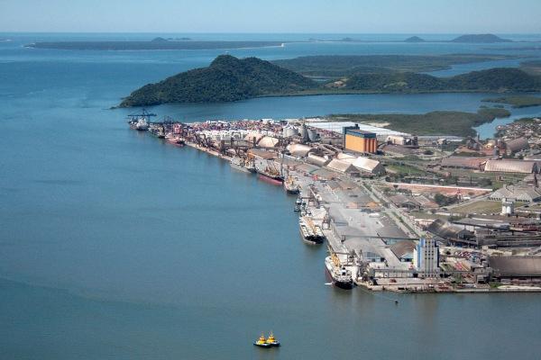 puertos de Paranaguá