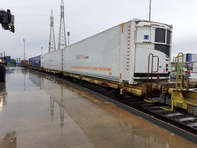 tren de tranfesa logistics