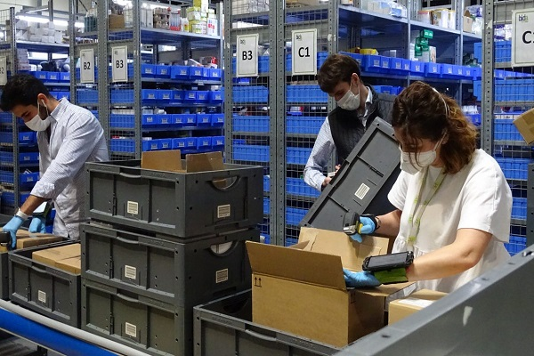 Aecoc publica una guía para la desescalada en almacenes y centros logísticos