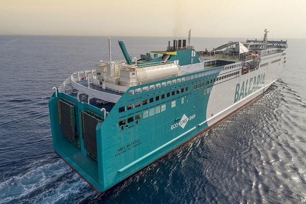 Baleària se prepara para obtener la etiqueta Global Safe Site Covid-19