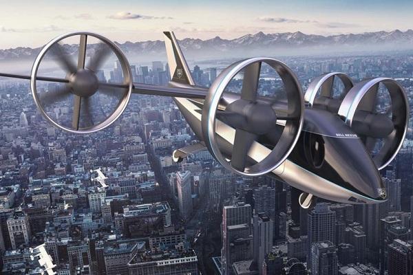 Bell Nexus 4EX taxi volador
