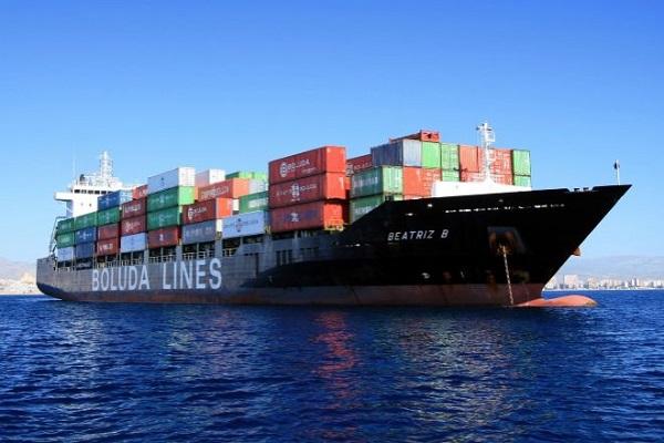 Boluda lanza nueva ruta que unirá Cádiz con las Islas Canarias