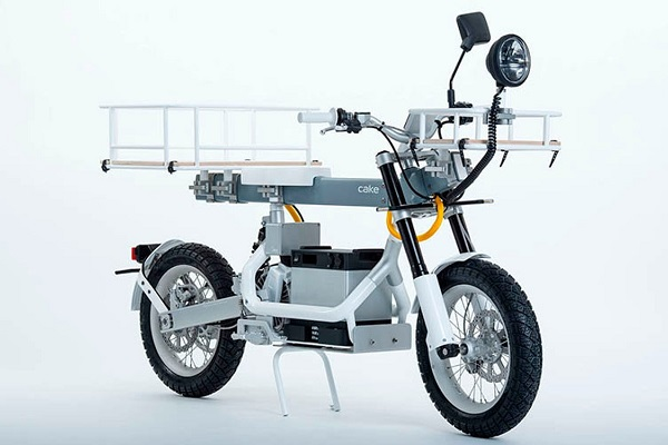 CAKE Ösa moto eléctrica modular