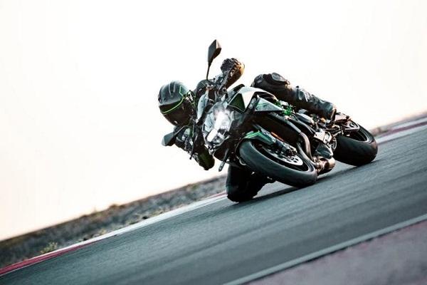 Kawasaki Z H2 España