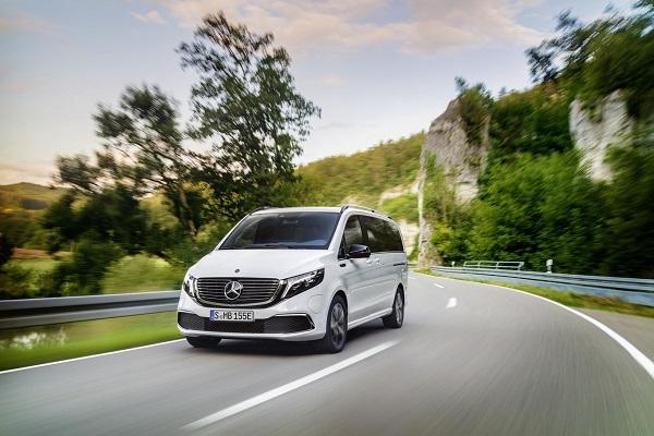 Mercedes-Benz EQV España