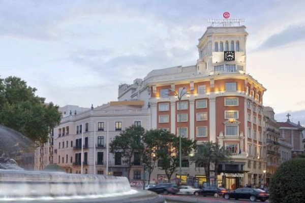 NH Meliá marcas hoteleras