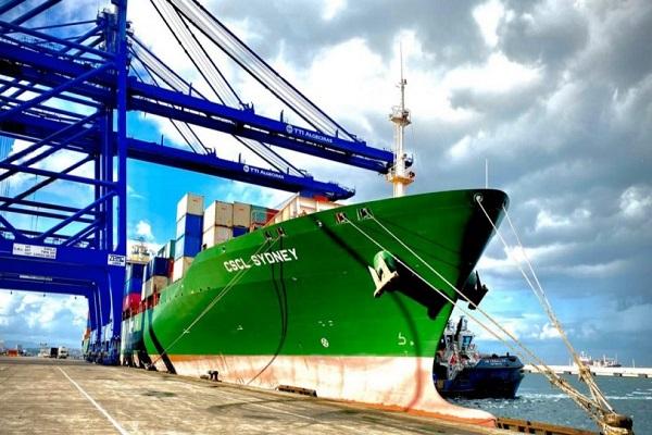 Puerto de Algeciras recibe nueva escala del servicio EMA de Cosco