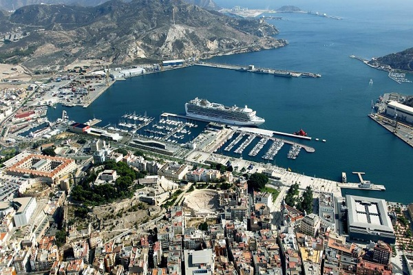 Puerto de Cartagena se posiciona como el más rentable de España