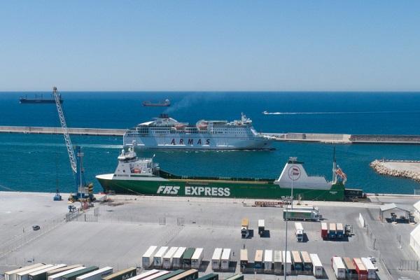 Puerto de Motril quiere descarbonizar por completo el transporte marítimo