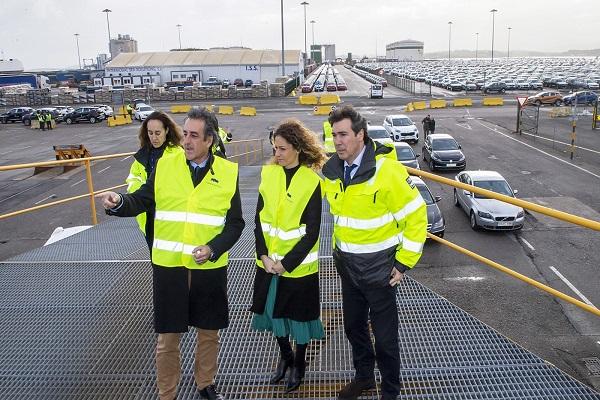 Puerto de Santander construirá un nuevo recinto para semirremolques