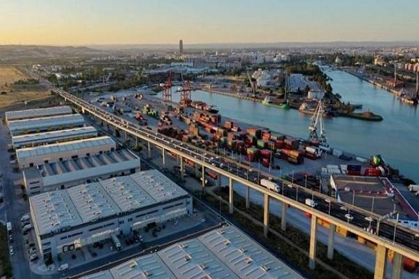 Puerto de Sevilla da comienzo a un plan de reactivación económica