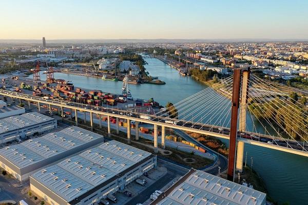 Puerto de Sevilla incrementará su aportación al enlace de La Salud