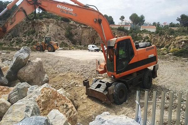 Puerto de Tarragona comienza la reforma del espigón Racó