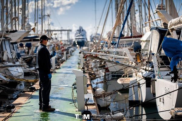 Puertos de Baleares y Canarias entran en la Fase 1 de desescalada