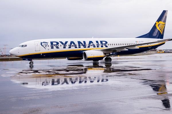 Ryanair vuelos julio 2020