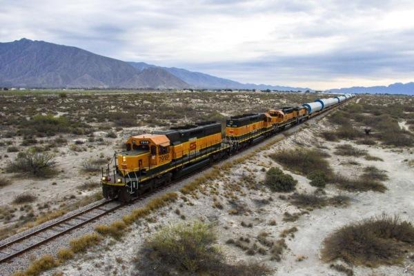 Sistema Ferroviario Mexicano