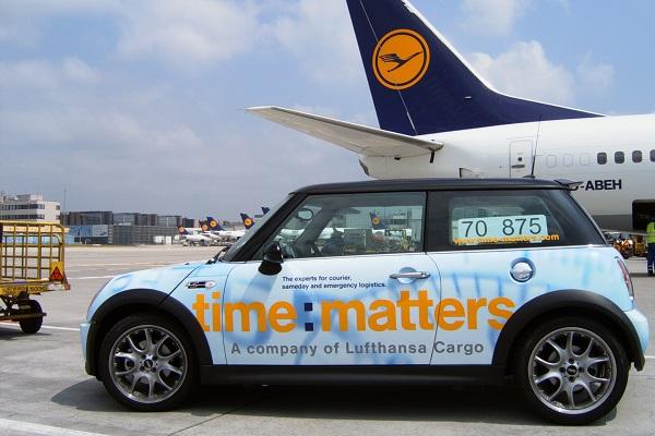 Time Matters Lufthansa Alemania España