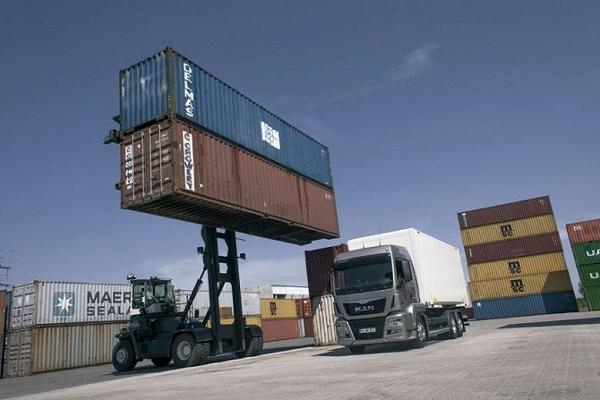 Transporte ro-ro desciende un 9,32% su actividad en marzo en España