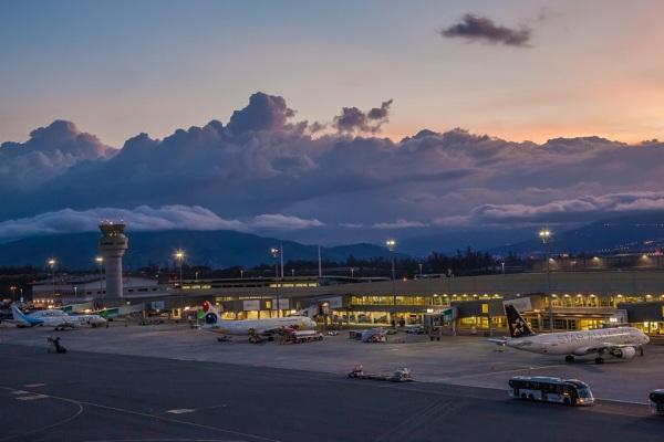 aeropuerto ecuador