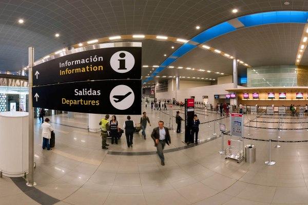 aeropuertos latinoamericanos