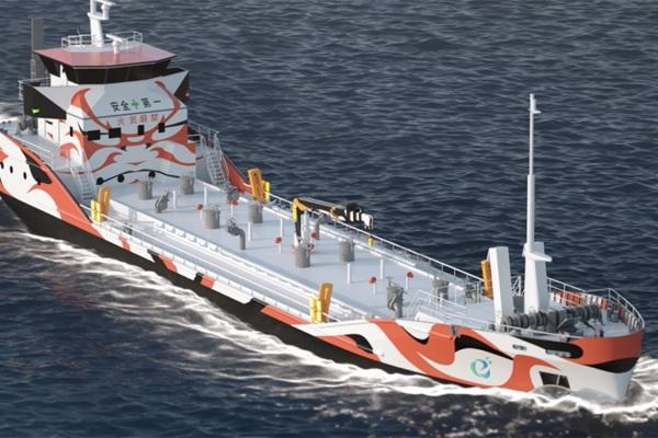 buque petrolero electrico