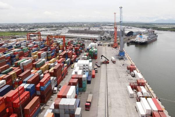 puerto de Guayaquil