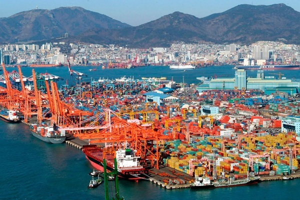 puertos de Chile