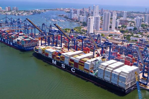 puertos de america latina