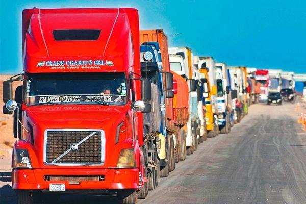 transporte terrestre bolivia