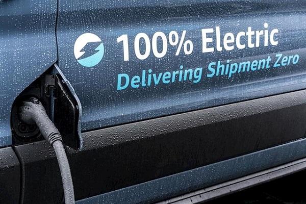 Amazon furgonetas eléctricas última milla España