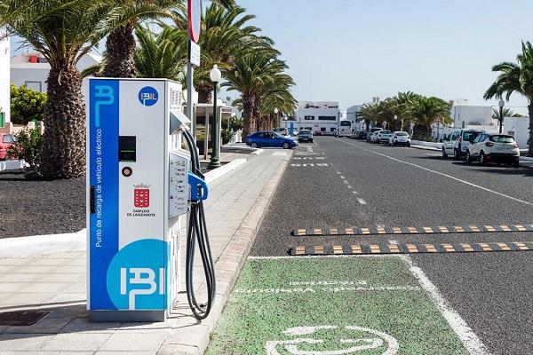 Banco Santander IBIL sistema pago recarga eléctricos