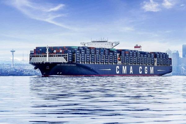 CMA-CGM conseguirá un transporte sin carbono para 2050
