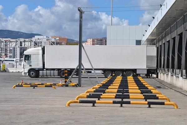 Docks recupera completamente la actividad del PIF en el puerto de Algeciras