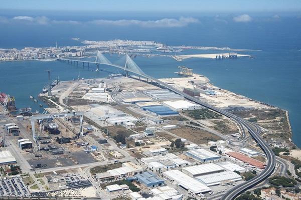El puerto de Cádiz avanza en la tramitación del nuevo plan especial