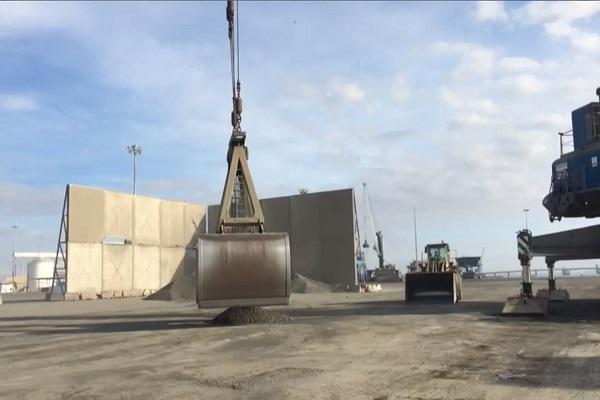 El puerto de Cádiz instalará pantallas protección medioambiental