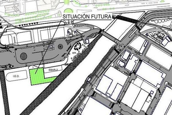 El puerto de Málaga instalará un nuevo puente de acceso al recinto sur
