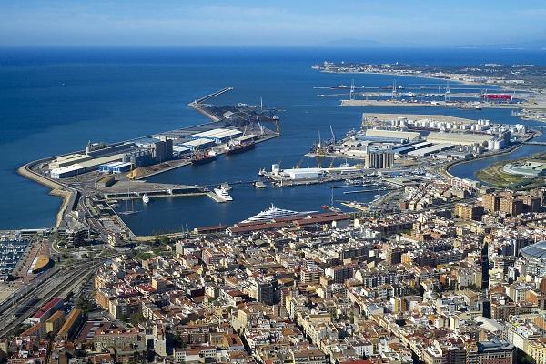 El puerto de Tarragona otorga el diseño de los accesos a ZAL