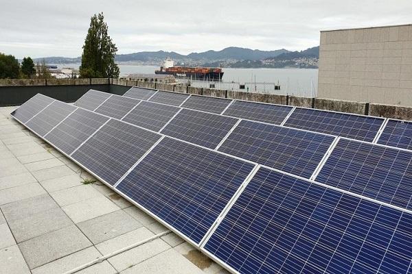 El puerto de Vigo contará con una planta fotovoltaica de autoconsumo