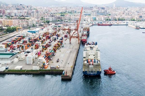 El puerto de Vigo podría ganar Premio Mundial del Medioambiente