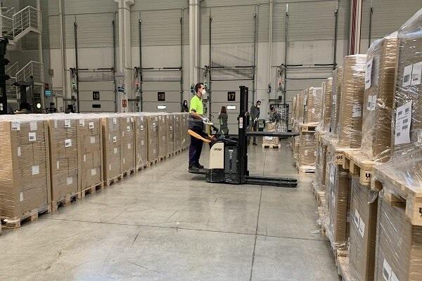 El sector inmologístico coge impulso gracias al comercio electrónico