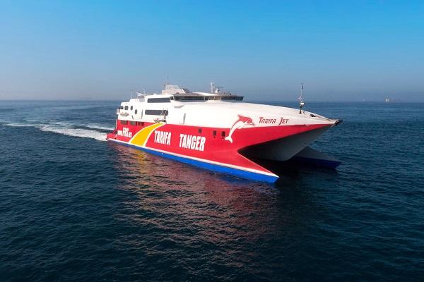 FRS Iberia y Armas Trasmediterránea retomarán la ruta entre Algeciras y Ceuta