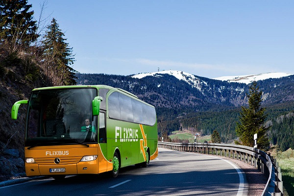 Flixbus red internacional España