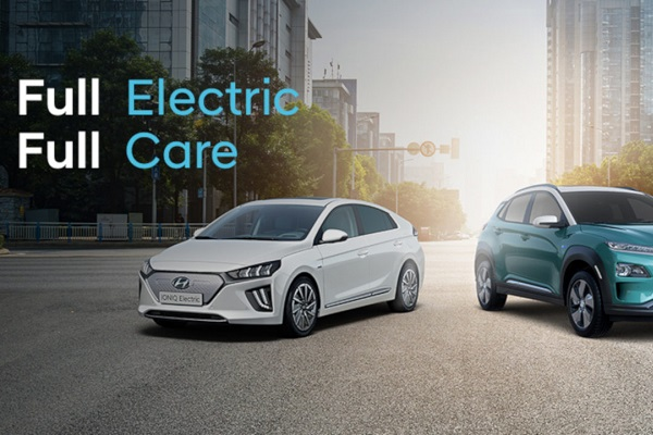 Hyundai Full Electric. Full Care