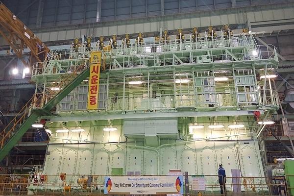 MAN Energy diseña un motor marino para HMM Algeciras