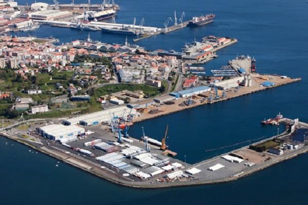 Puerto de Ferrol sigue adelante con la ampliación del Puerto de Inspección Fronteriza