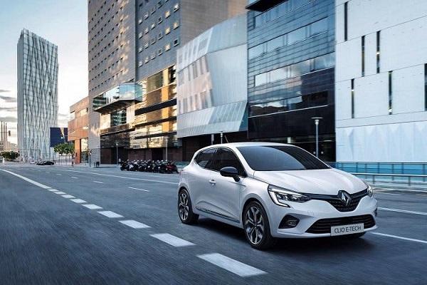 Renault Clio E-Tech precio España