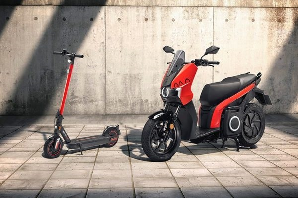 SEAT MÓ scooter patinete
