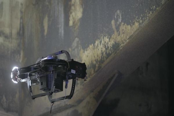 Scout Drone Inspection y DNV GL diseñan drones para la inspección de buques